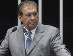 Senador Jader Barbalho lamenta morte de Gerson Camata