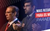 Senador Jader busca recursos para municípios paraenses