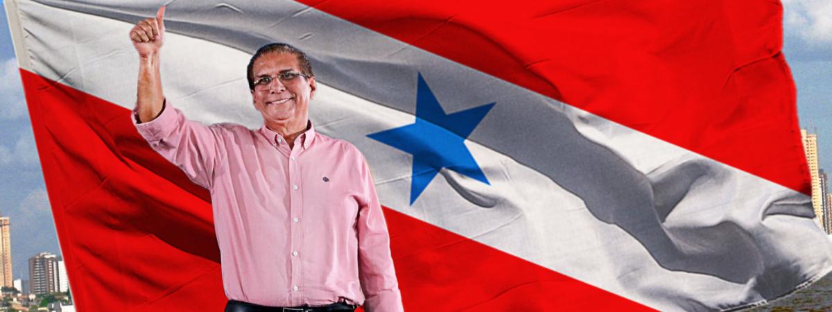 Jader Barbalho é reeleito Senador com mais de 1 milhão de votos