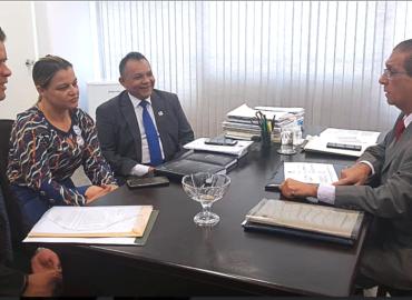 Governo libera mais recursos de emendas do senador Jader