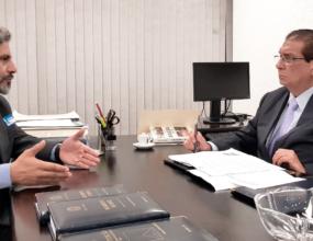 Senador Jader manifesta preocupação com corte de recursos para o Estado