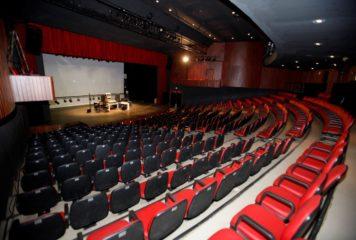 Teatro inaugurado por Jader Barbalho completa 33 anos.