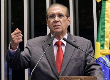 Vetos ao auxílio do setor cultural devem ser derrubados, defende o senador Jader